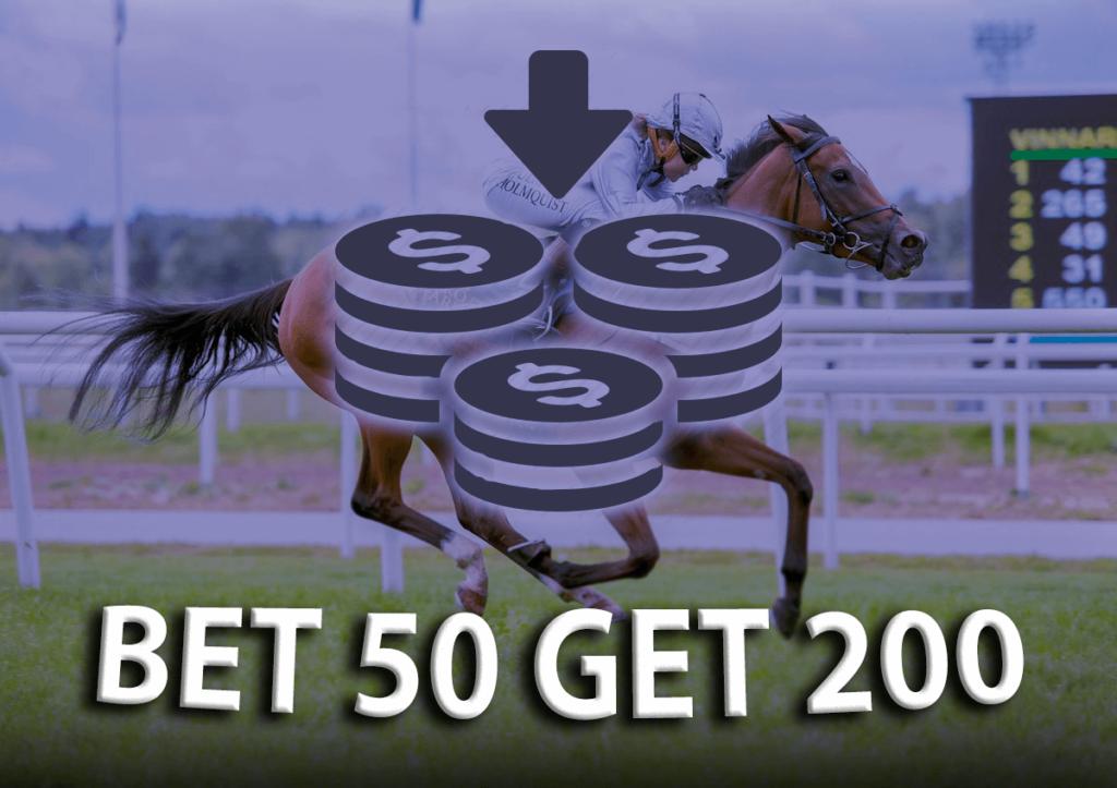 bet 50 get 200