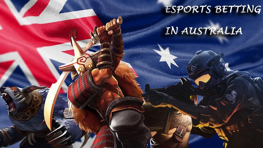 eSports betting in Australia